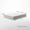 Protective Quilted Mattress Cover Thumbnail