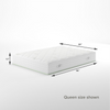 Pressure Relief Olive Oil Memory Foam iCoil Hybrid Mattress Thumbnail