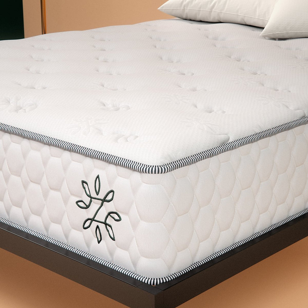Cooling Pocketed iCoil® Spring Mattress - close up