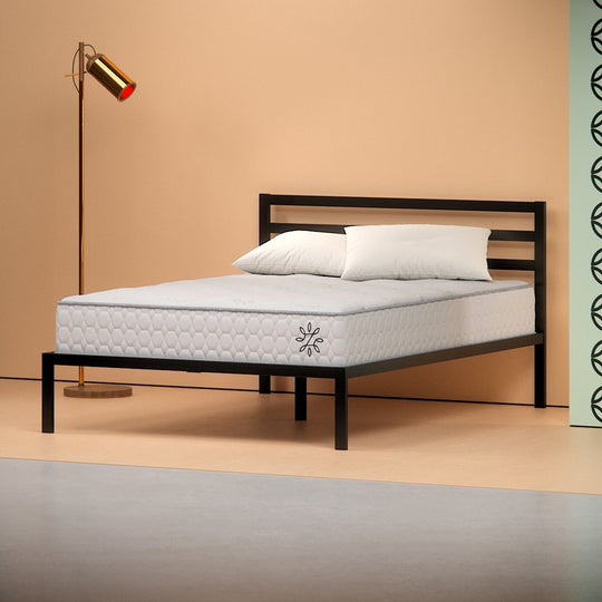 Cooling Pocketed iCoil® Spring Mattress - angle shot