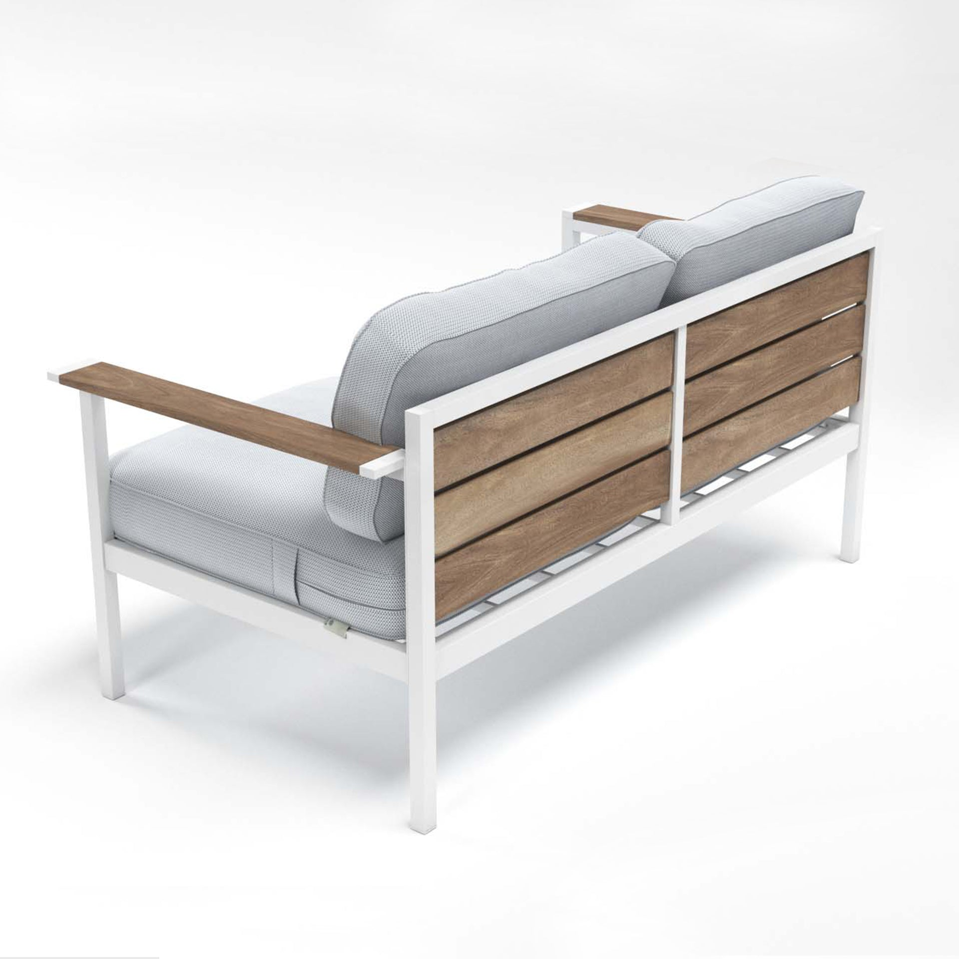 Steel and Wood Framed Outdoor Furniture