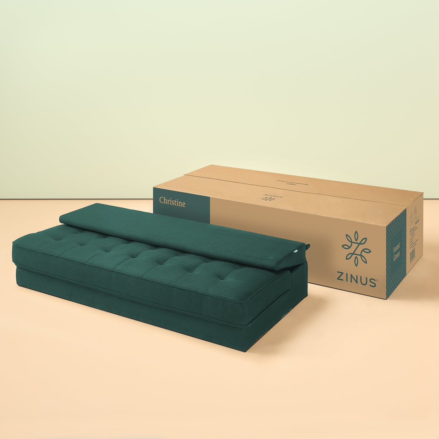 Christine Armless Sofa