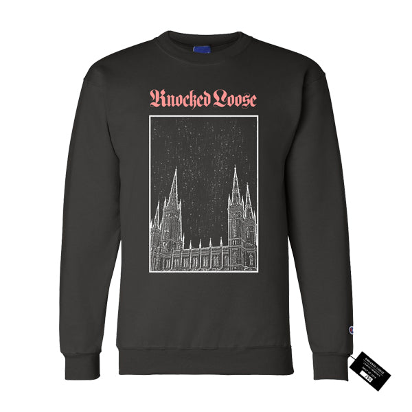 Knocked Loose - Church Champion Crewneck