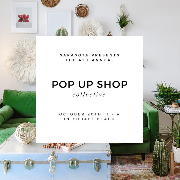 Shop In Person at Our Next Pop-Up on October 20
