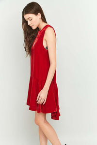 Free People Soft Focus Dress