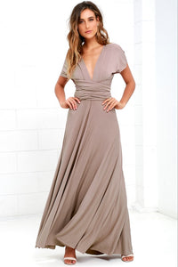 Lulus Trick of the Trade Maxi Dress