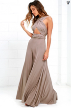 Load image into Gallery viewer, Lulus Trick of the Trade Maxi Dress