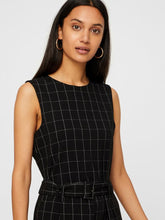 Load image into Gallery viewer, Vero Moda Grid Jumpsuit