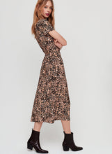 Load image into Gallery viewer, Wilfred Leopard Shirt Dress