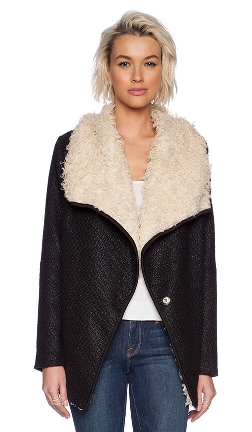 MINKPINK Snowed Out Jacket