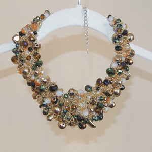 Aldo Gem Statement Necklace