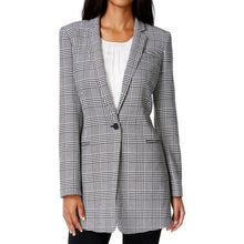 Load image into Gallery viewer, Calvin Klein Houndstooth Blazer
