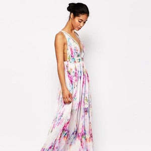 NWT Oh My Love London Maxi Dress