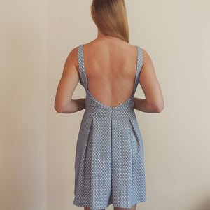 Trafulac Heart Pattern Dress