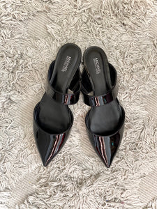 NEW Michael Kors Patent Leather Flats