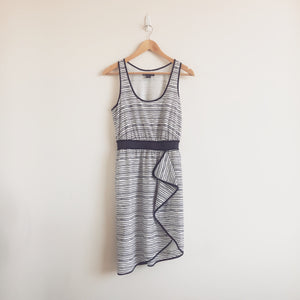 Armani Exchange Dress With Ruffle