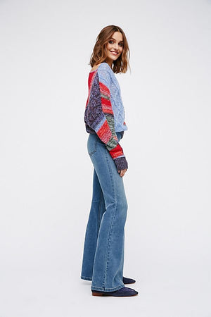 Free People NWT Flared Jeans