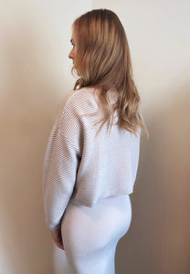 Dynamite Boxy Sweater