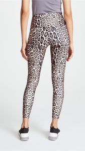 Onzie Leopard High Rise Legging