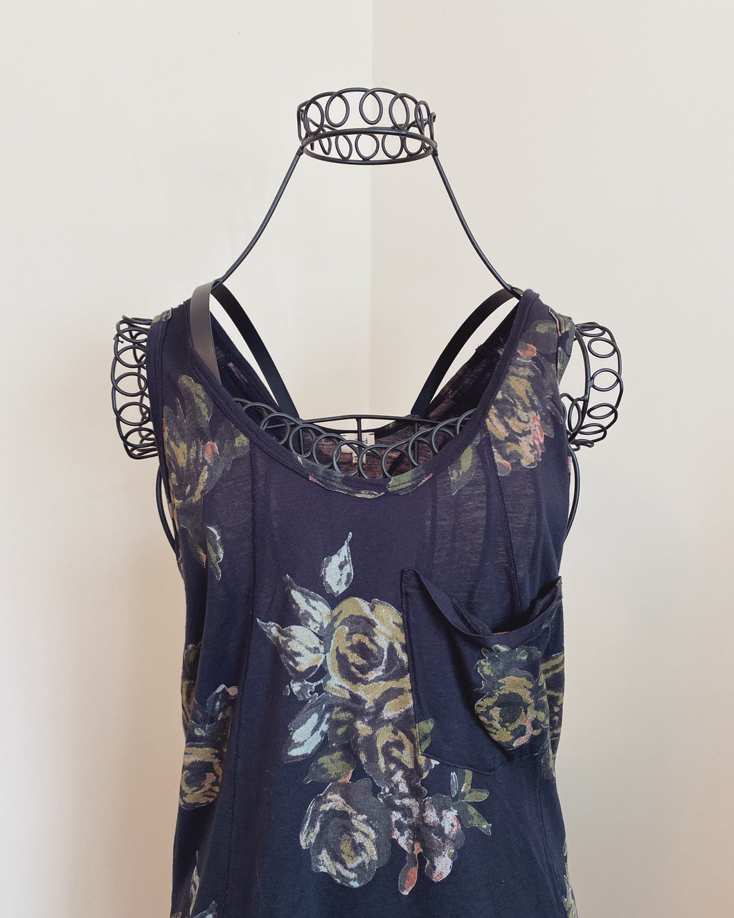 Wilfred Floral Tank