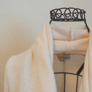 Babaton Open Cardigan with Cashmere