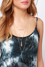 Load image into Gallery viewer, Gentle Fawn Pollock Slate Tie-Dye Maxi Dress