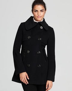 Mackage Double Breasted Peacoat (S)