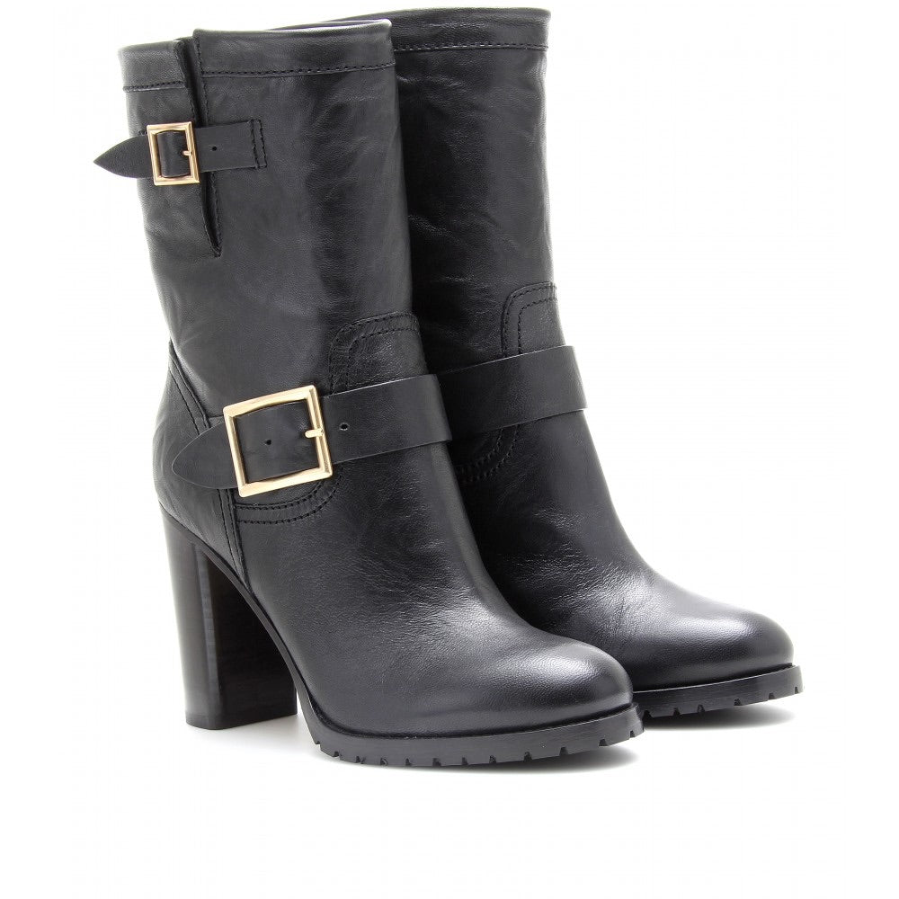 Jimmy Choo Dart Biker Boot