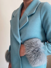Load image into Gallery viewer, Snidel Fur Trim Jacket
