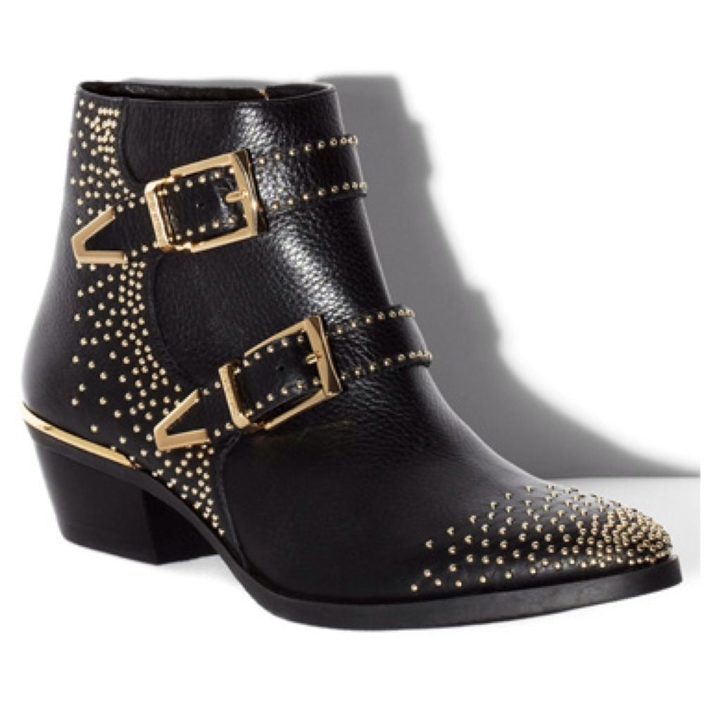 Vince Camuto Studded Ankle Boot