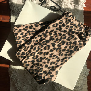 Old Navy Leopard Legging