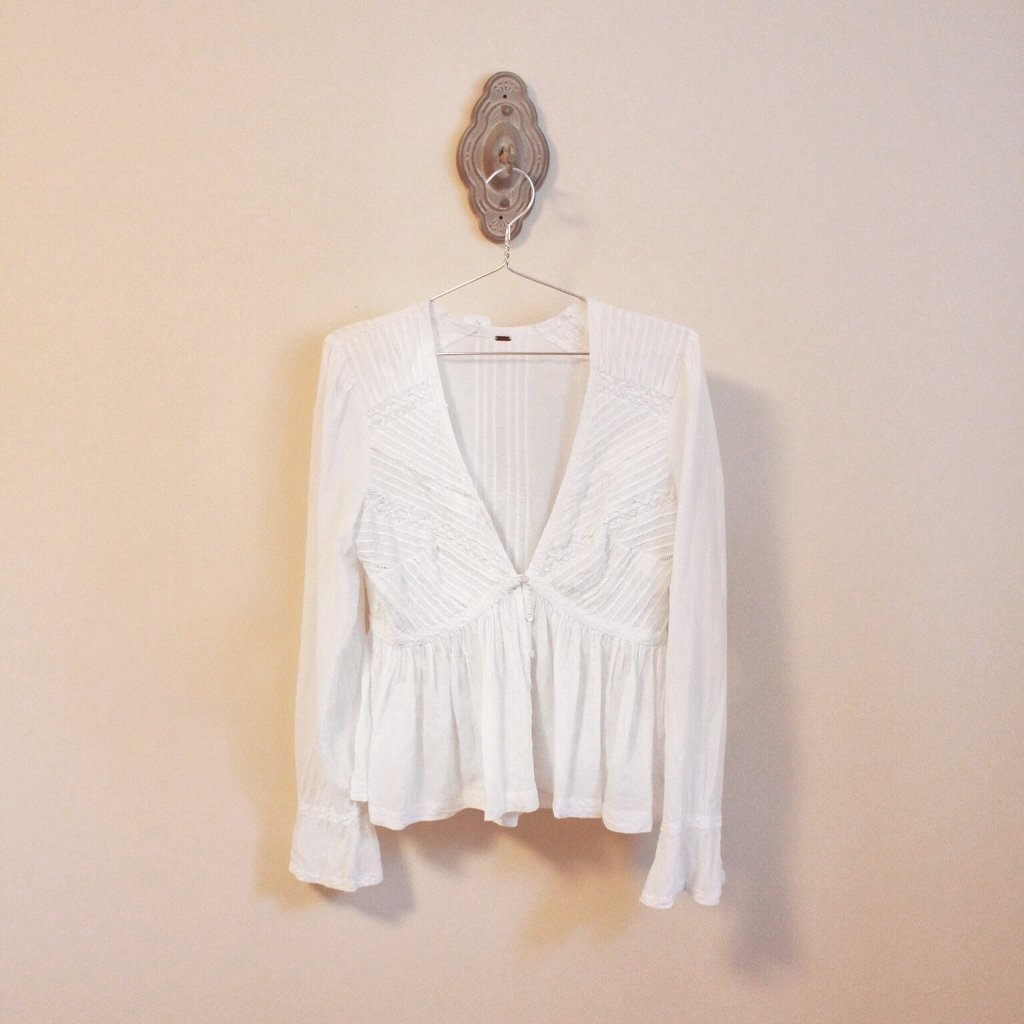 Free People Boho Top