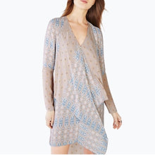 Load image into Gallery viewer, BCBGMaxazria Kyndal Tapestry Dress