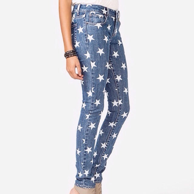 Forever 21 Star Denim