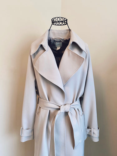 H&M Open Trench Coat