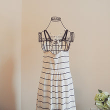 Load image into Gallery viewer, Lou & Grey Striped Maxi Dress