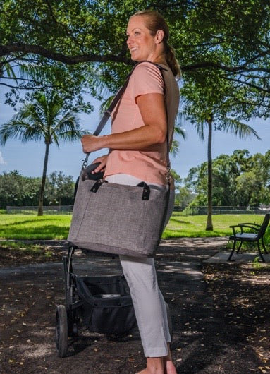 The San Marco Diaper Bag - Kiko Diaper Bags