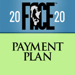 2020 FACE - Registration – **6 Payment Plan**