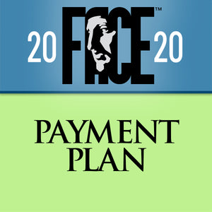 2020 FACE - Registration – **9 Payment Plan**
