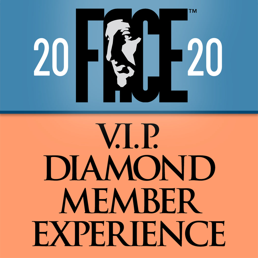 2020 Figurative Art Convention – VIP Diamond Member Experience Upgrade