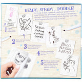 Disney Sketchy Tales: The Magical Disney Drawing Game for Kids