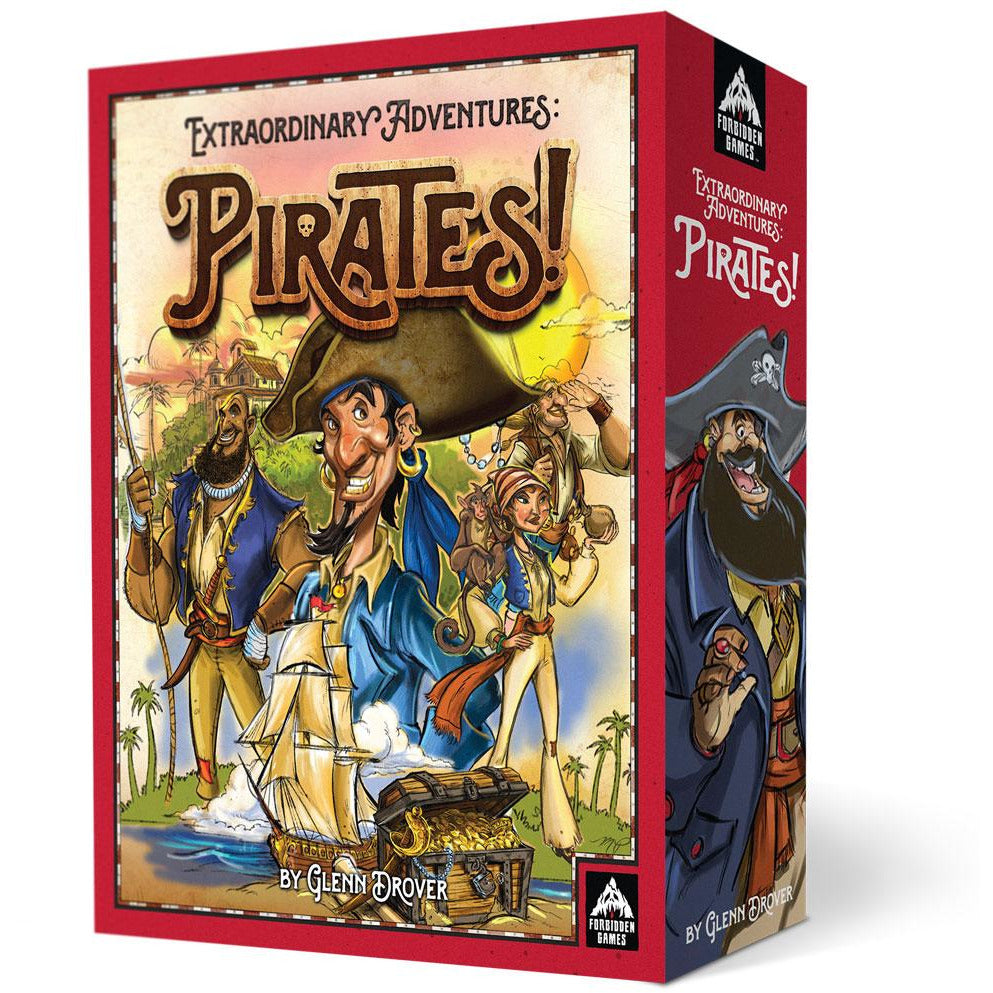 Extraordinary Adventures: Pirates