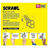 Scrawl - Doodle Your Way To Disaster