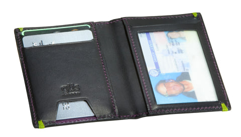 Men's Ultra Thin Edge Wallet