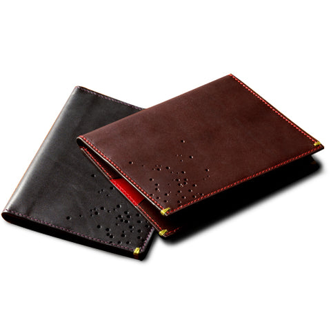 The Passport Folio With Black and Brown Colors skin