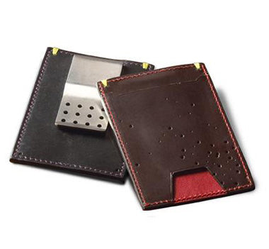 Card Case with Clip