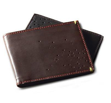 Men's Horizontal Billfold Front View