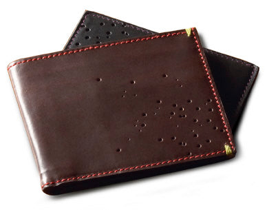 Men's Large Horizontal Billfold Wallet
