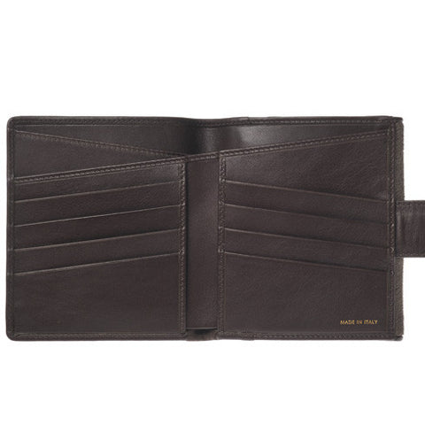Gus Kimberly women's wallet in Pony Hair - Interior View