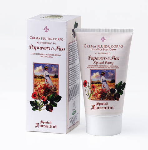 BODY CREAM FIG & POPPY 150ml
